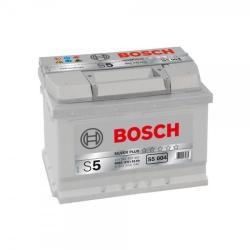 Bosch Silver Plus S5 12V 61Ah 600A Jobb+ (0092S50040)