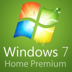 Microsoft Windows 7 Home Premium SP1 64bit GFC-02064