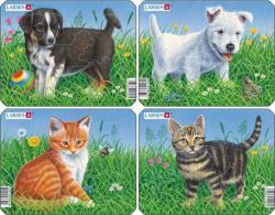 Larsen Kutyák és macskák M13