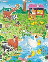 Larsen Szelíd állatok M1