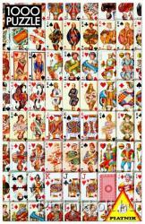 Piatnik Kártyák 1000 db