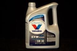 Valvoline Synpower XL-lll 5W-30 4L