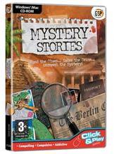 Avanquest Software Mystery Stories (PC)