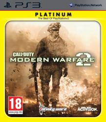 Activision Call of Duty Modern Warfare 2 [Platinum] (PS3)
