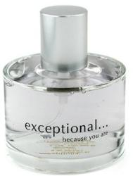 Exceptional Parfums Exceptional... Because You Are EDP 100ml