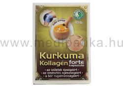 Dr. Chen Kurkuma Kollagén Forte kapszula - 60 db
