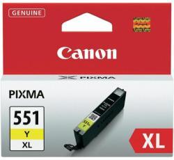 Canon CLI-551Y XL Yellow 6447B004