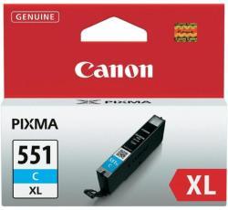 Canon CLI-551C XL Cyan 6444B001
