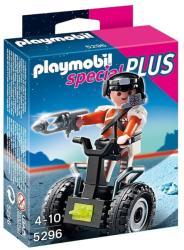 Playmobil Titkosügynök Segway-en (5296)