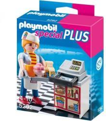 Playmobil Pincérlány pénztárgéppel (5292)