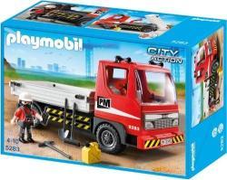 Playmobil Teherautó dömper 5283