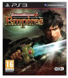 Koei Dynasty Warriors 7 Empires (PS3)