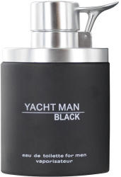 Myrurgia Yacht Man Black EDT 100ml