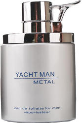 Myrurgia Yacht Man Metal EDT 100ml