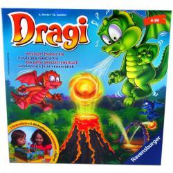 Ravensburger Dragi - sárkányos