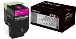 Lexmark 80C0X30