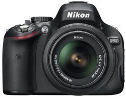 Nikon D5100 + 18-55mm VR (VBA310K001)