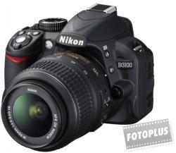 Nikon D3100 + 18-55mm VR (VBA281K001)