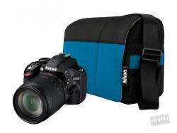 Nikon D3200 + 18-105mm VR (VBA330K005)