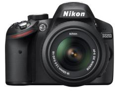 Nikon D3200 + 18-55mm VR (VBA330K001)