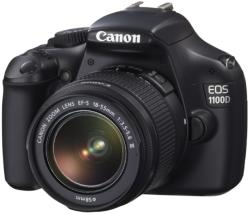 Canon EOS 1100D + 18-55mm DC III (AC5161B011AA)