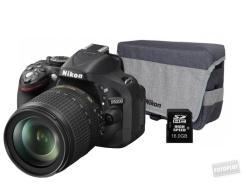 Nikon D5200 + 18-105mm VR (VBA350K005)