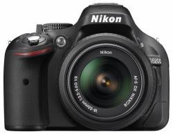 Nikon D5200 + 18-55mm VR (VBA350K001)