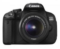 Canon EOS 650D + 18-55mm IS II (6559B045AA)
