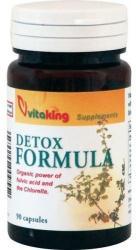 Vitaking Detox Formula Kapszula - 90db