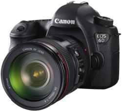 Canon EOS 6D + 24-105mm IS USM