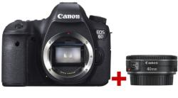 Canon EOS 6D + 40mm STM (8035B047AB)