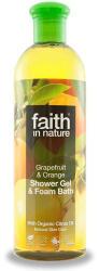 Faith in Nature Grapefruit És Narancs Tus És Habfürdő 250ml