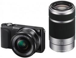 Sony Alpha NEX-3NY + 16-50mm + 55-210mm