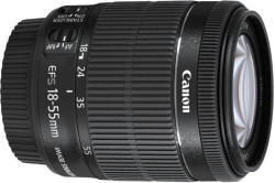 Canon EF-S 18-55mm f/3.5-5.6 IS STM (AC8114B005AA)