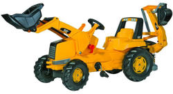 Rolly Toys Tractor Cu Pedale Si Excavator (813001)