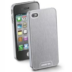 Cellular Line Brushed iPhone 4/4S