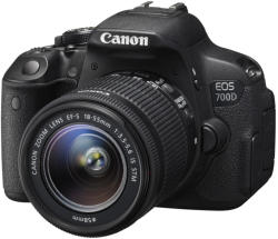 Canon EOS 700D + 18-55mm IS STM (8596B005AA)