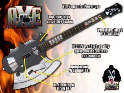 Gene Simmons Multiplatform Guitar Controller