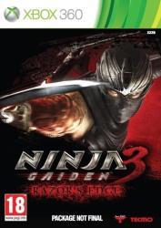 Koei Ninja Gaiden 3 Razor's Edge (Xbox 360)