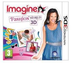 Ubisoft Imagine Fashion World (3DS)