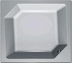 Kolpa San Samson 180x160 beépíthető egyenes kád