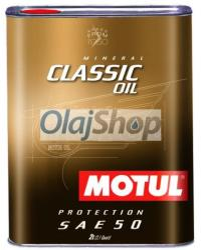 Motul Classic SAE 50 2L