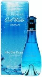 Davidoff Cool Water Into The Ocean Woman EDT 100ml
