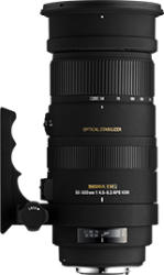 SIGMA 50-500mm f/4.5-6.3 EX DG HSM OS (Canon)