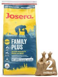 Josera Family 2x15kg