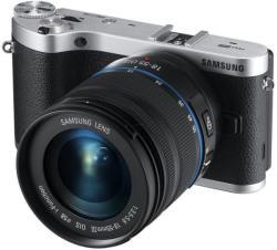 Samsung NX300 + 18-55mm