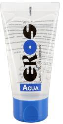 EROS Aqua vízbázisú síkosító 50ml