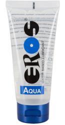EROS Aqua vízbázisú síkosító 200ml