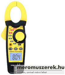 BE40 digitális lakatfogó - a megbízható készülék (német)