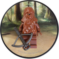 LEGO Star Wars Mágnes Chewbacca 850639